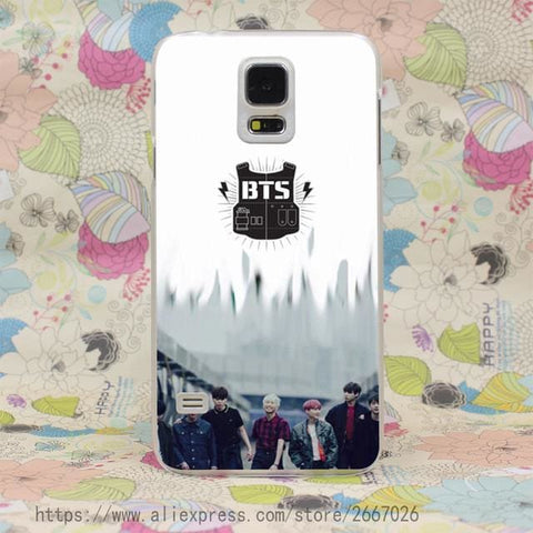 BTS Samsung Cases - affordable BTS Cheap Clothes Quality - 8 / for Galaxy S2