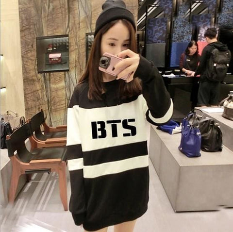 BTS Sweaters - affordable BTS Cheap Clothes KPOP Sweaters - BTS / M