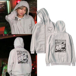 BTS Tatamang Hoodies - affordable BTS Cheap Clothes Quality