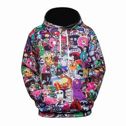 Cartoons Hoodies - affordable Cheap Clothes Quality styles - WE48 / XL