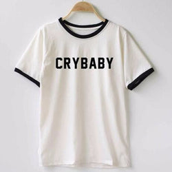 CRYBABY Shirts - affordable Cheap Clothes Quality Shirts