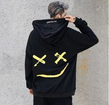 Day Dreamer Hoodies - Streetwear - black / S