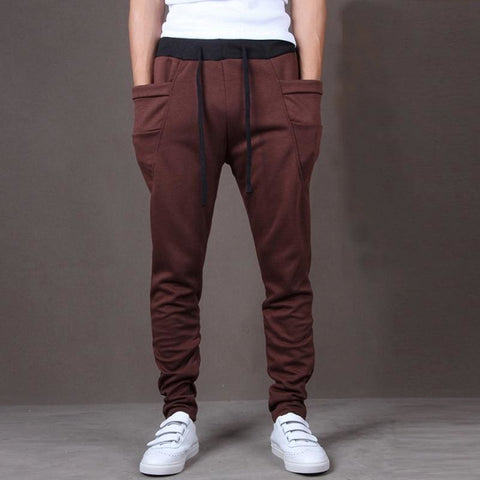 Double Pocket Joggers