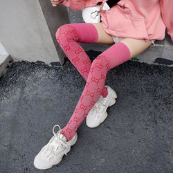 Elise Knee High Socks - affordable Cheap Clothes Quality styles