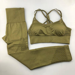 Elsie Dri Fit 2 Piece Set