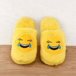 Emoji Slippers - affordable Cheap Clothes Quality Slippers