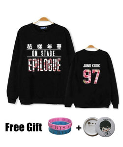Epilogue BTS Sweaters - affordable Cheap Clothes KPOP Sweaters Quality