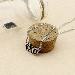 EXO Necklaces - affordable Cheap Clothes EXO Quality - Black