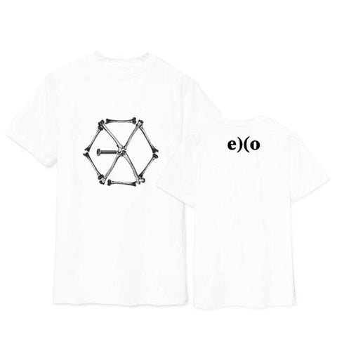 EXO Shirts - affordable Cheap Clothes EXO Quality - white / S