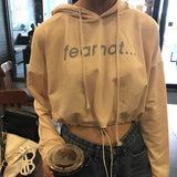 Fear Not Hoodies - affordable Cheap Clothes Crop Tops Quality