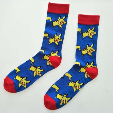 Fighting Pika Socks