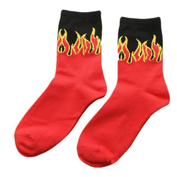 Flame Socks - affordable Cheap Clothes Quality styles