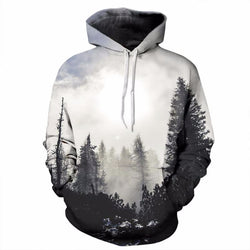 Forest Hoodies - affordable Cheap Clothes Mens Hoodies Quality
