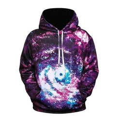 Galaxy Hoodies - affordable Cheap Clothes Quality styles - WE39 / XL