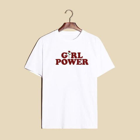 Girl Power Shirts - affordable Cheap Clothes Quality Shirts