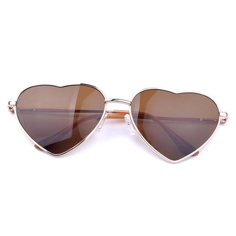Heart Eyes Sunglasses - affordable Cheap Clothes Quality styles