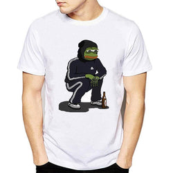 Hype Pepe Frog Shirts - affordable Cheap Clothes Mens Shirts Quality