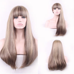 Izabelle Synthetic Wigs - affordable Cheap Clothes Long Length Quality