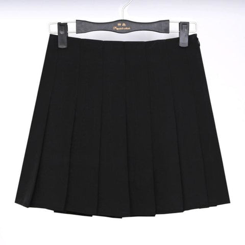 Kenna Skirt - affordable Cheap Clothes Quality skirts - Wubian Black / XS