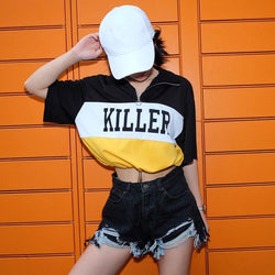 Killer Cropped Sweaters - affordable Cheap Clothes Quality styles