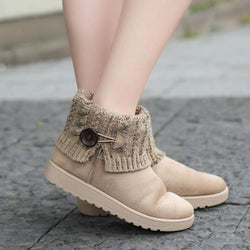 Krisienna Snow Boots - affordable Boots Cheap Clothes Quality