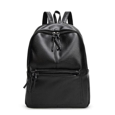 Leather Travel Backpack - affordable Backpacks Cheap Clothes Quality