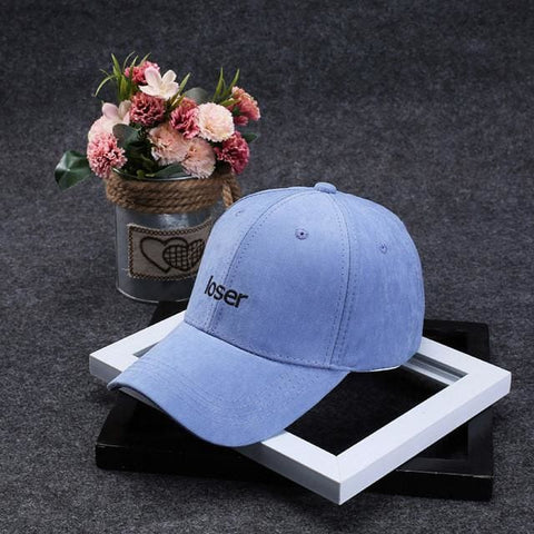 Loser Hats - affordable Cheap Clothes Quality styles - Sky Blue