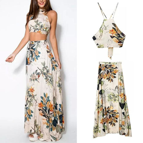Lost In Paradise 2 Piece Set - affordable Cheap Clothes Quality styles