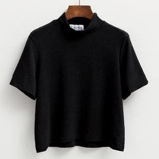 Macaron Shirts - affordable Cheap Clothes Quality styles - Black / One Size