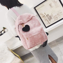 Mako Velour Backpacks - affordable Cheap Clothes Quality styles