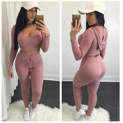 Mari Tracksuits - affordable Cheap Clothes Crop Tops Hoodies
