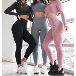 Maria High Waist Seamless Leggings - affordable Cheap Clothes Quality styles