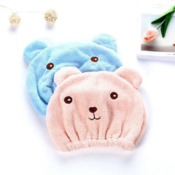 Microfiber Bear Hair Cap - affordable Cheap Clothes Quality styles