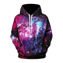 Milky Way Hoodies - affordable Cheap Clothes Quality styles - WE53 / XL