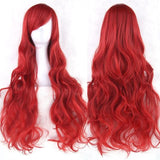Myla Synthetic Wigs (20 SHADES) - affordable Cheap Clothes Long Length Quality - red / 32inches