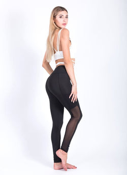 Naomi Mesh Leggings - affordable Cheap Clothes Leggings Quality