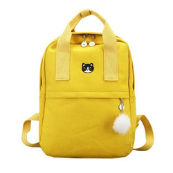 Neko Canvas Backpacks - affordable Cheap Clothes Quality styles