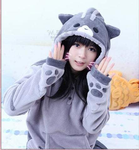 Neko Hoodies - affordable Cheap Clothes Quality styles