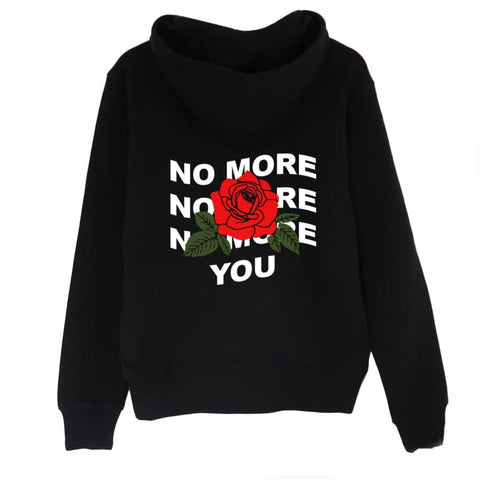 No More You Hoodies - affordable Cheap Clothes Quality styles