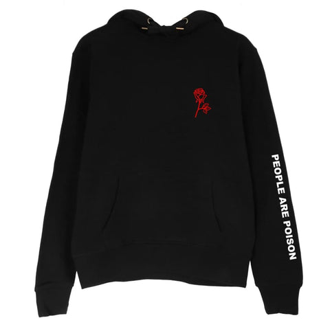 People Are Poison Hoodies - affordable Cheap Clothes Quality Streetwear Tops