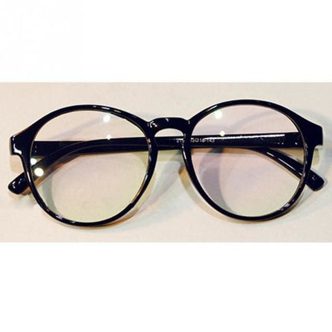 Preppy Glasses - affordable Cheap Clothes Quality styles - Black