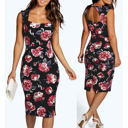 Rosa Dress - affordable Cheap Clothes Dresses Quality