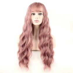 Rylie Rosegold Synthetic Wigs - affordable Cheap Clothes Quality styles