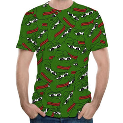 Sad Pepe Shirts - affordable Cheap Clothes Mens Shirts Quality