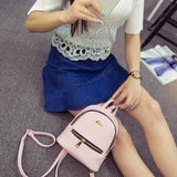 Sakura Mini Backpacks - affordable Backpacks Cheap Clothes Quality - Pink