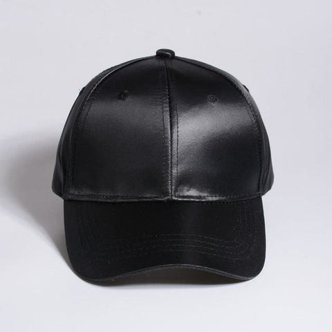 Satin Hats - affordable Cheap Clothes Quality styles - black