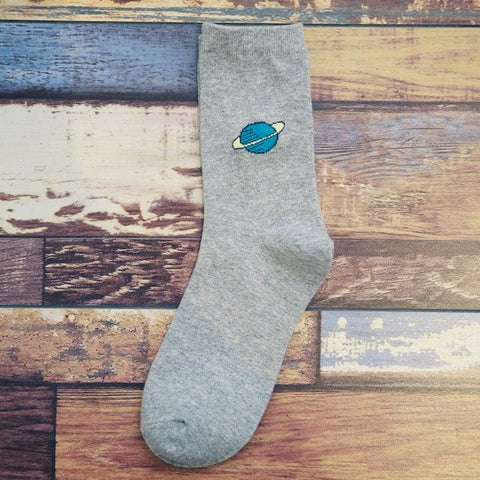 Saturn Socks - affordable Cheap Clothes Quality styles