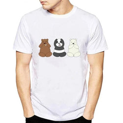Shocked Bears Shirts - Mens Shirts - 50495 / S