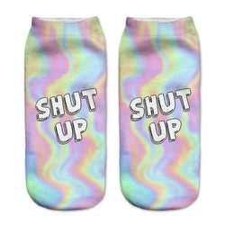Shut Up Socks - affordable Cheap Clothes Quality styles