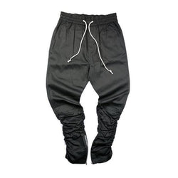 Side Zip Joggers - affordable Cheap Clothes Mens Bottoms Quality